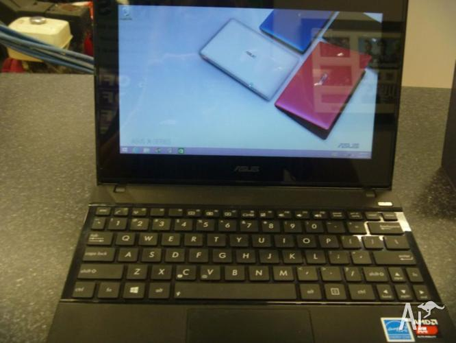ASUS X SERIES TOUCH LAPTOP FOR SALE
