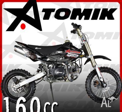 ATOMIK NITROUS 160CC 160M  2010