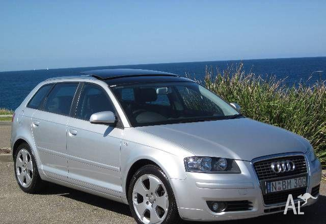audi a3 sportback 2 0 fsi ambition 8p 2006 for sale in. Black Bedroom Furniture Sets. Home Design Ideas