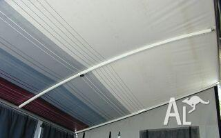 Aussie Traveller Curved Roof Rafter