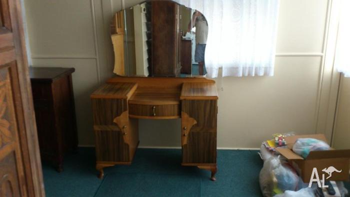 Australian Art Deco Dressing Table