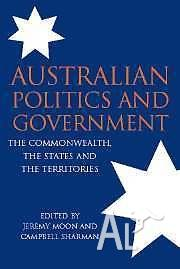 Australian Politics and Government The Commonwealth,