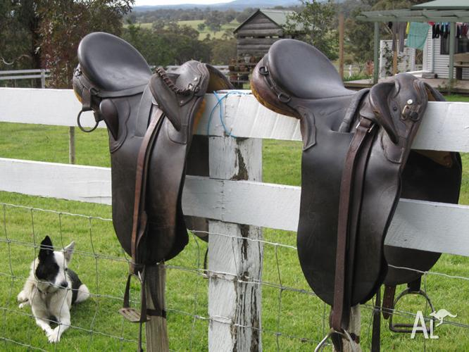 Australian Stock Saddles