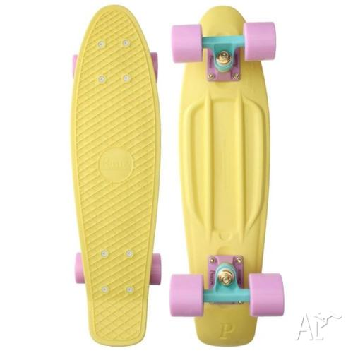 Authentic Penny Board (BARELY-USED)