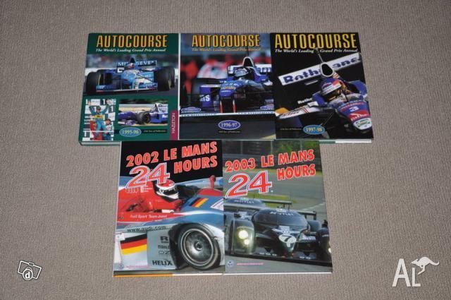 Automotive/Aviation books