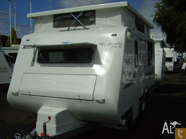 Innovative Jayco Lark Camper Trailer For Sale In SPRINGVALE Victoria