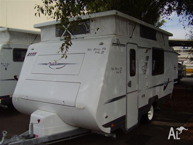Perfect Caravans For Sale Victoria  Vintage Caravans  Olympic Caravans Sale