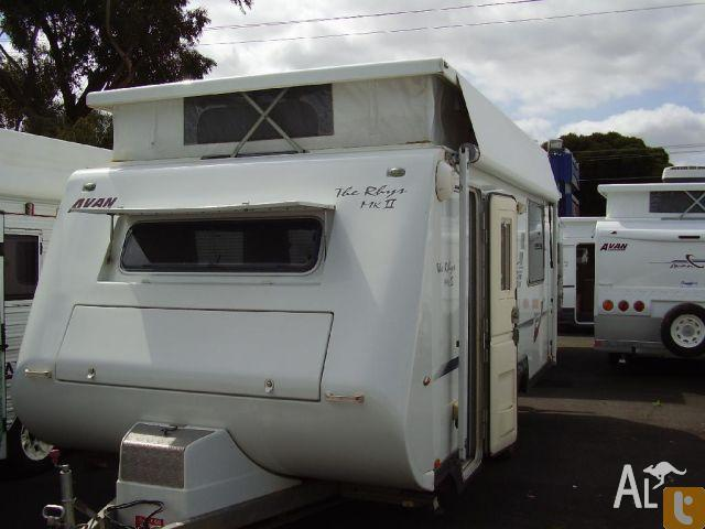 Beautiful JAYCO CAMPER FLAMINGO For Sale In SEAFORD Victoria Classified