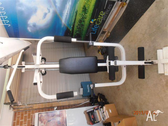 Avanti home gym for sale in bundeena new south wales
