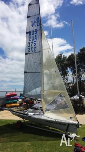 B14 AUS 375 - 2015 Australian Champion