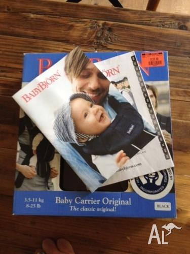 Baby Bjorn - Baby Carrier Original. Good condition.