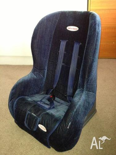 Baby car seat. Safe n Sound for Sale in BEAUMARIS, Victoria ...