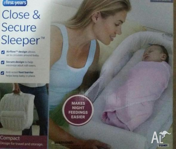 Baby Co sleeper / First year