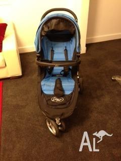 Baby Jogger City Mini Single Stroller Excellent