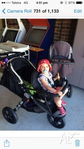 Baby Jogger Jump Seat Toddler Seat For Sale In Delahey