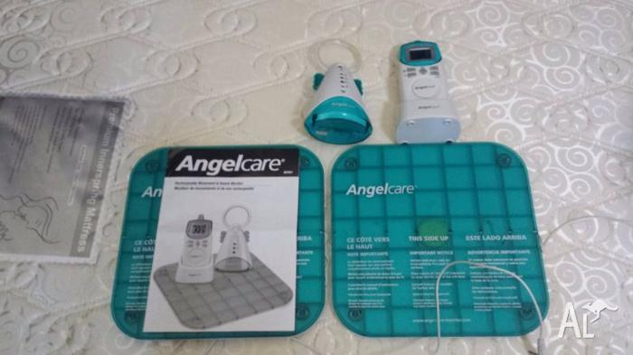 Baby Monitor - Angelcare Movement and Sound Monitor