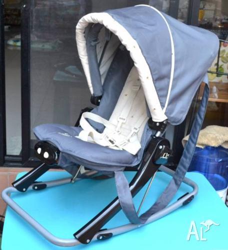 BABY ROCKER_RECLINED CRADLE_Peter Rabbit' CNP Brand