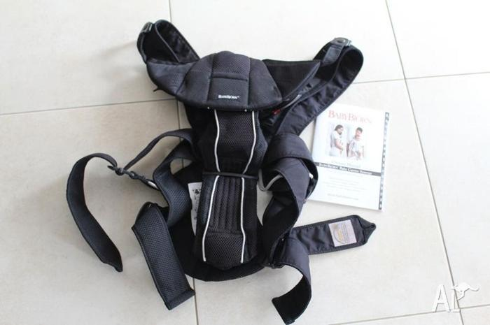 68039372f3f BabyBjorn Baby Carrier Synergy - Black for Sale in AMAROO ...