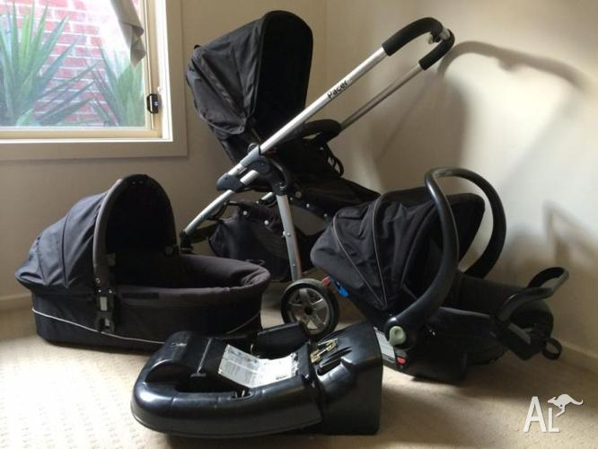 Babylove Pram And Capsule Travel System