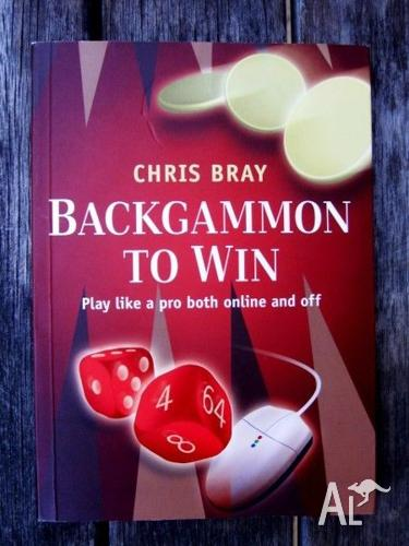 Backgammon To Win - Chris Bray