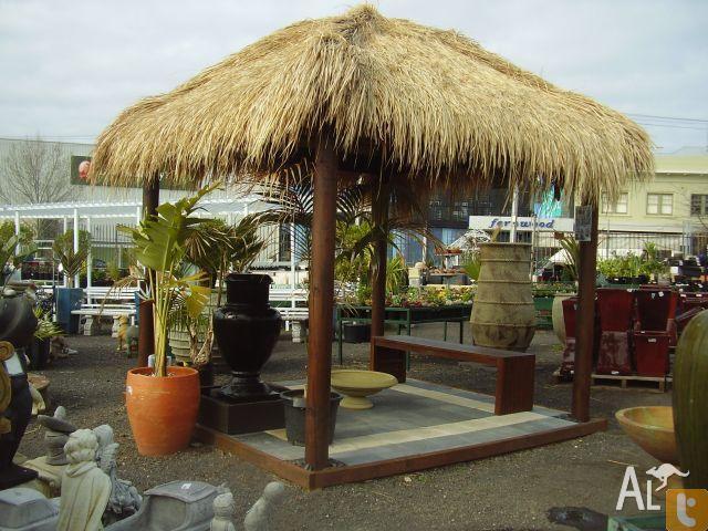 Bali Hut Bali Beach Hut For Sale In ASCOT VALE Victoria