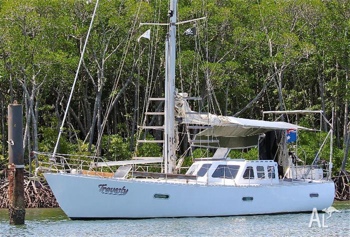 Bargan Cruising Yacht Price Reduced