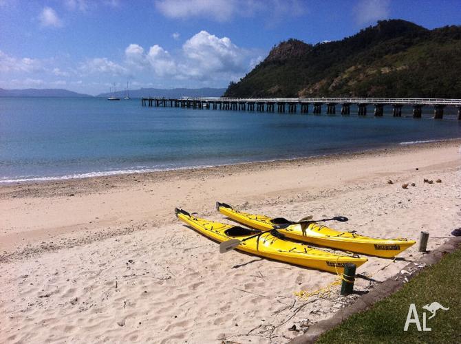 Barracuda Beachcomber Ultra Light Sea Kayak 5m