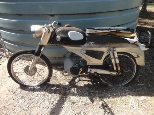 BATAVUS COMBI SPORT MOTORCYCLE