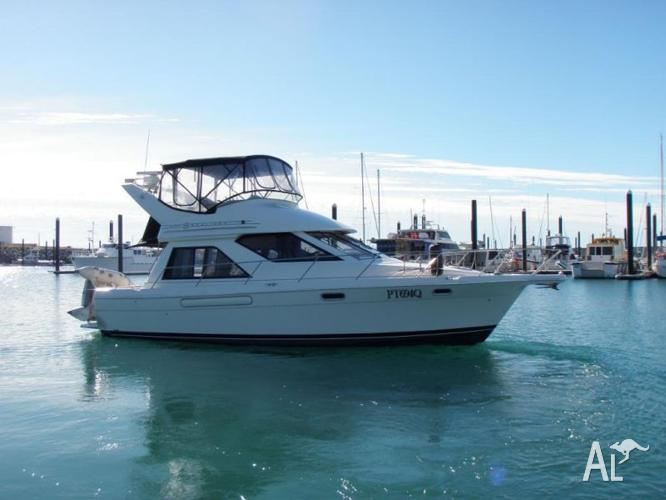 Bayliner 3788 Flybridge