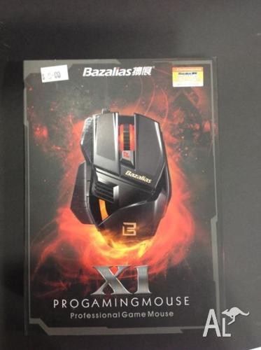 Bazalias Programing Gaming Mouse XI