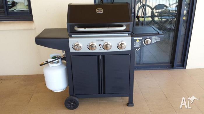 BBQ 4 burner