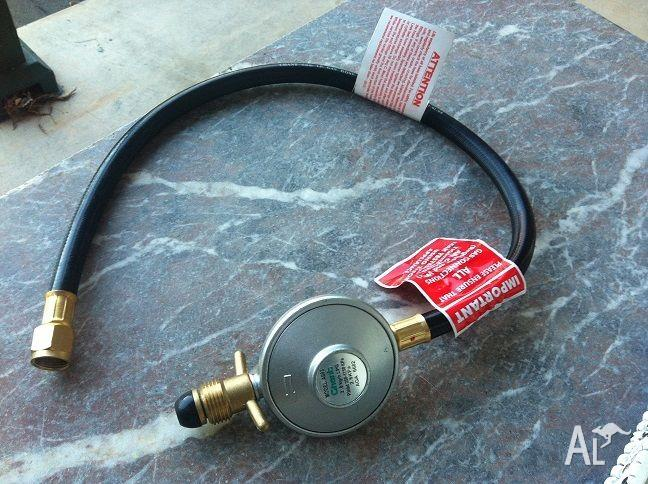 BBQ Gas Regulator & Hose BRAND NEW