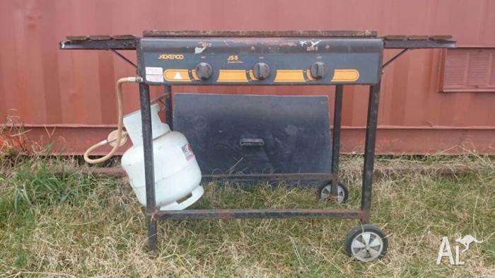 BBQ Jackaroo