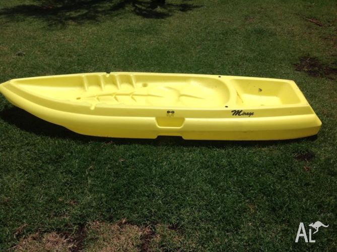 Bcf mirage kayak