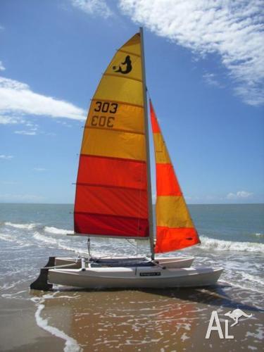 Beach Catamaran