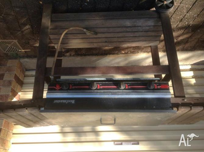 Beefeater 4 Burner Gas BBQ