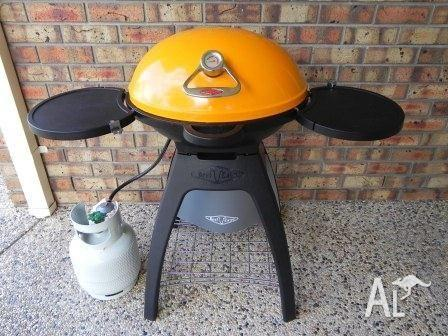 BEEFEATER BUGG GAS BBQ