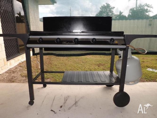 Beefmaster 5 burner BBQ
