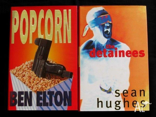 Ben Elton - Popcorn + Sean Hughes - The Detainees