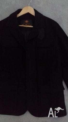 Ben Sherman - casual black jacket