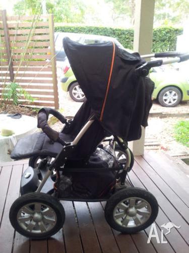 valco baby pram instructions