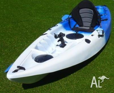 Best value for money kayak fishing package