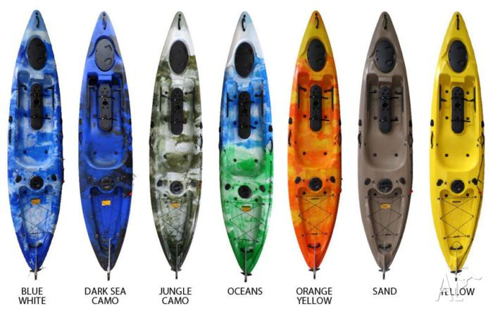 Best value for money Large Fishing Kayak package with