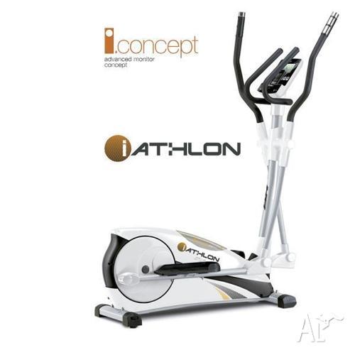bh fitness i athlon program elliptical cross trainer for sale in beulah park south australia. Black Bedroom Furniture Sets. Home Design Ideas