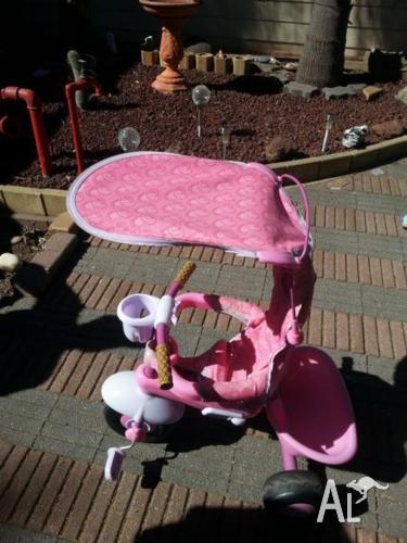 Bike Toddler Pink