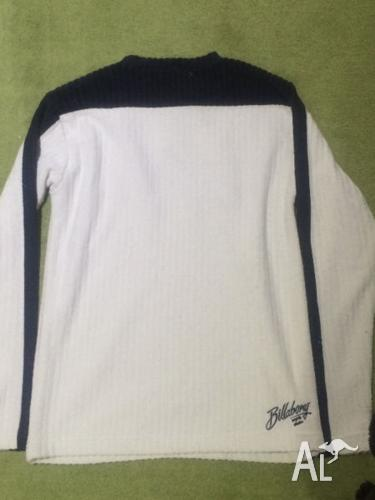 Billabong and Adidas Hoodie jumpers size 12 and S