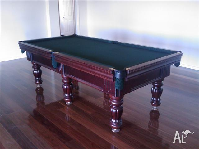 Billiards Pool Tables For Sale In Bayswater Victoria