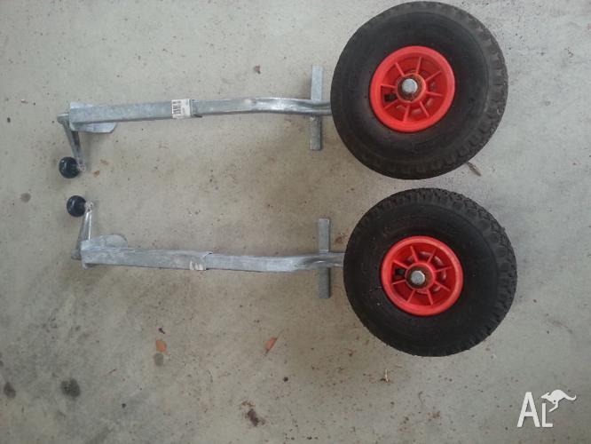 BLA Tinnie Mover - Dinghy removable wheels