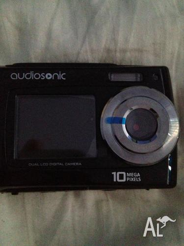 Black Audiosonic Underwater Waterproof Camera 10