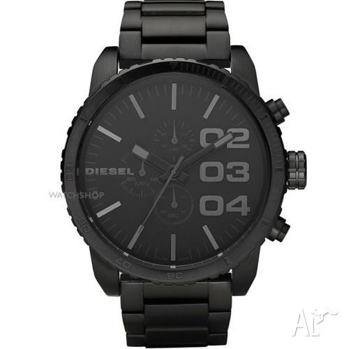 Black Diesel DZ4268 Watch